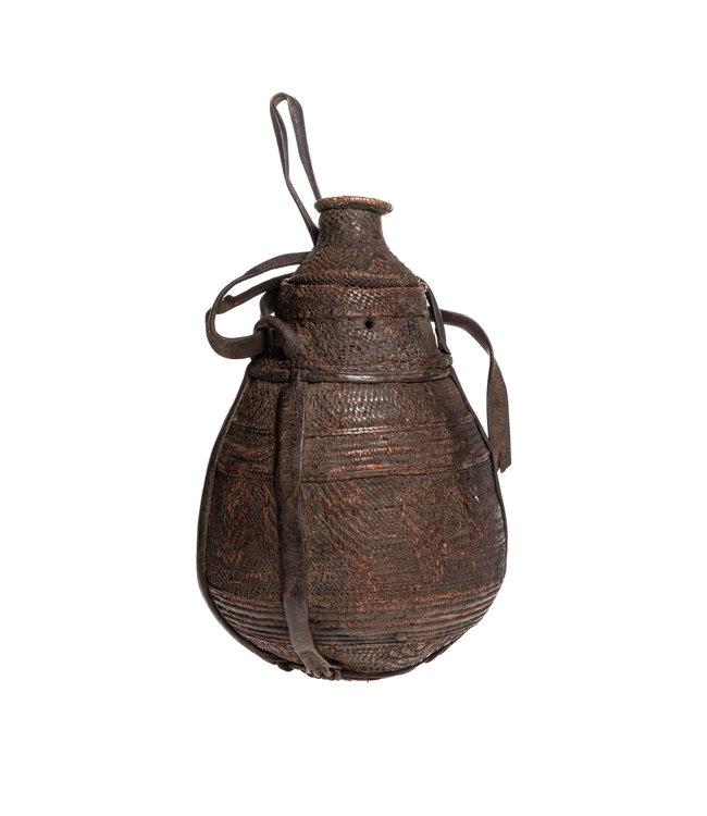 Geweven melkcontainer Oromo # 2