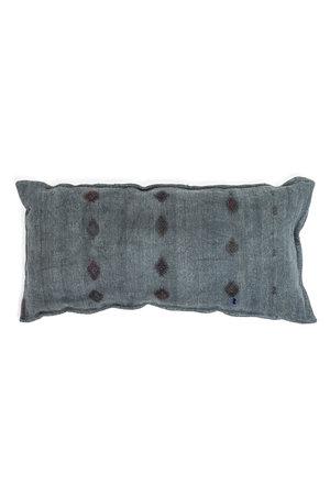Kilim grain sack cushion #10