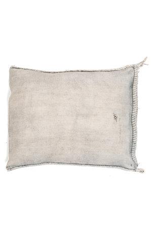 Kilim grain sack cushion #5