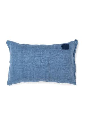 Kilim grain sack cushion#1