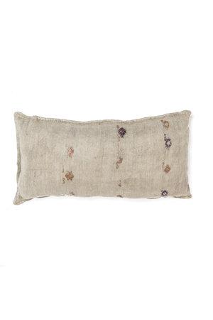 Kilim grain sack cushion #8