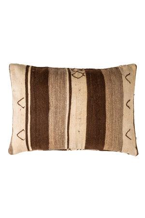 Couleur Locale Kilim cushion #45