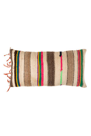 Couleur Locale Kilim cushion#24