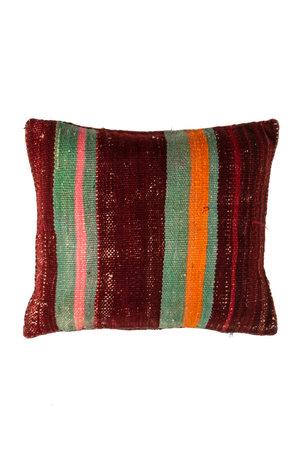 Couleur Locale Kilim cushion #32