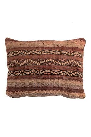 Couleur Locale Kilim cushion#28