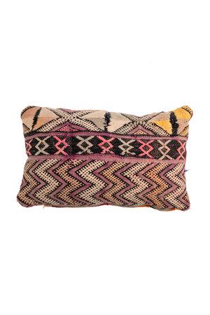 Couleur Locale Kilim cushion#33