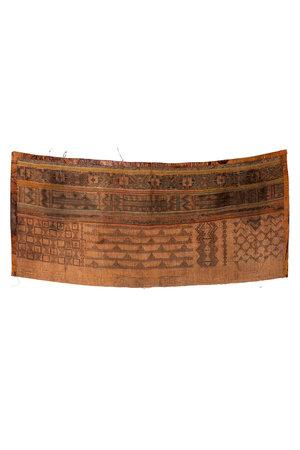 Toeareg mat met kleur - Niger # 1