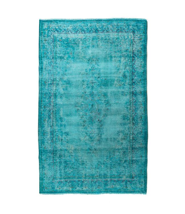 Vintage kelim indigo Afghanistan -  140x232cm