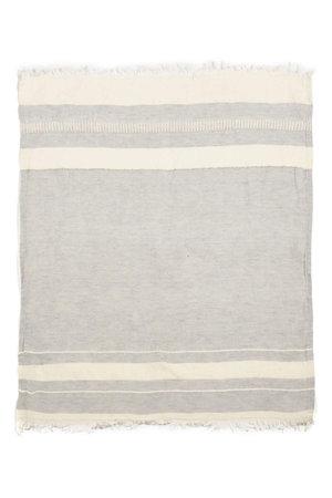 Libeco The Belgian towel - fouta - gent stripe