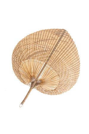 Decoratieve waaier bamboe L