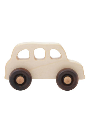 Wooden Story Houten Engelse taxi