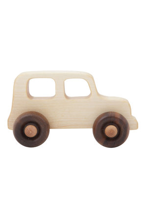 Wooden Story Houten off-road jeep