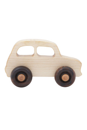 Wooden Story Wooden French car