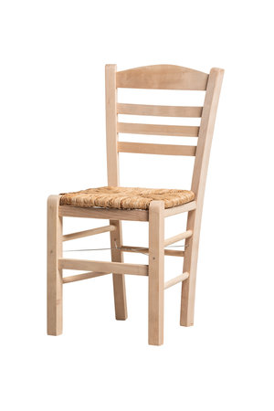 Ellas Import Greek taverna chair, untreated