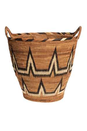 Considered by real Ialibu bucket basket M #3