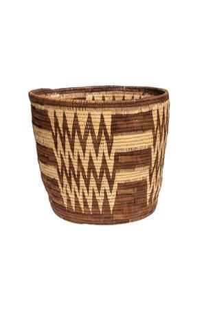 Considered by real Ialibu bucket basket M #4