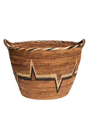 Considered by real Ialibu bucket basket L #5