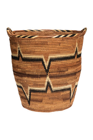 Considered by real Ialibu bucket basket L #6