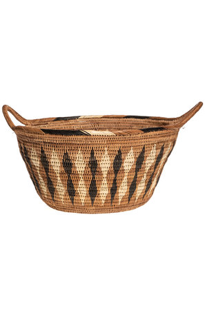 Considered by real Ialibu table basket #3