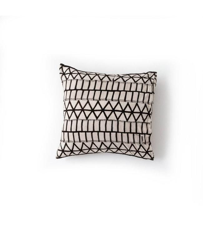 Cushion 'Structure' - Mali
