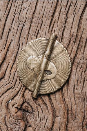 Ashanti amulet hanger #1  - Ghana