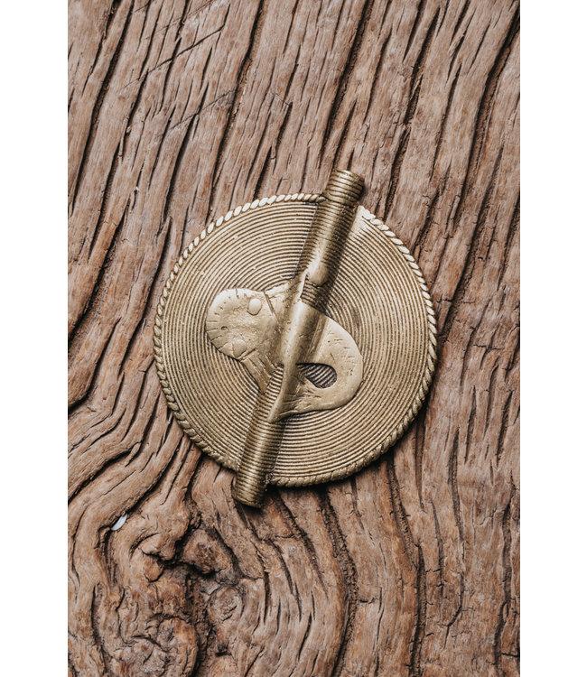 Ashanti necklace amulet  #1  - Ghana