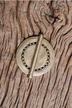 Ashanti amulet hanger #3 - Ghana