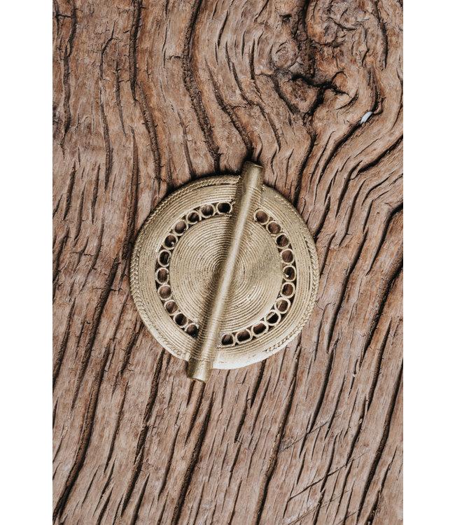 Ashanti necklace amulet #3 - Ghana