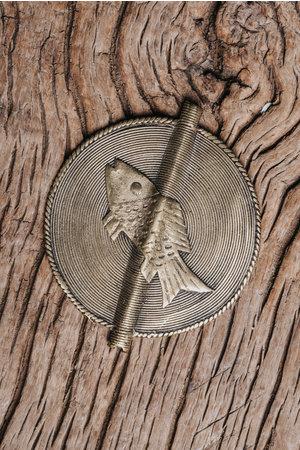 Ashanti amulet hanger #7 - Ghana