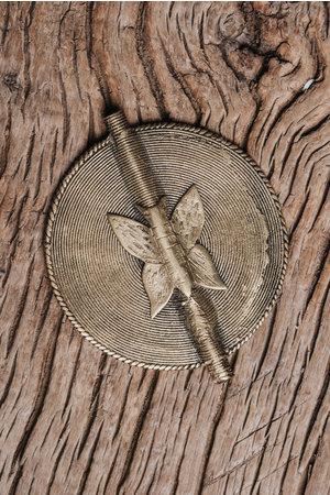 Ashanti amulet hanger #8 - Ghana