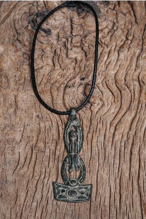 Amulet Dogon 'tussen hemel en aarde'