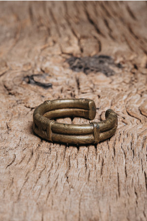 Old bracelet bronze #2