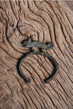 Bracelet chameleon Dogon