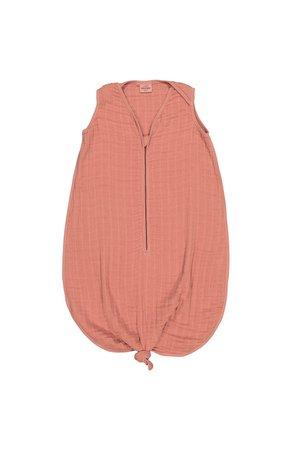 Moumout Colette sleeping bag - terracotta