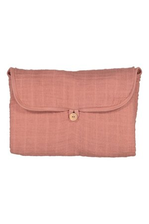 Moumout Go changing mat - terracotta