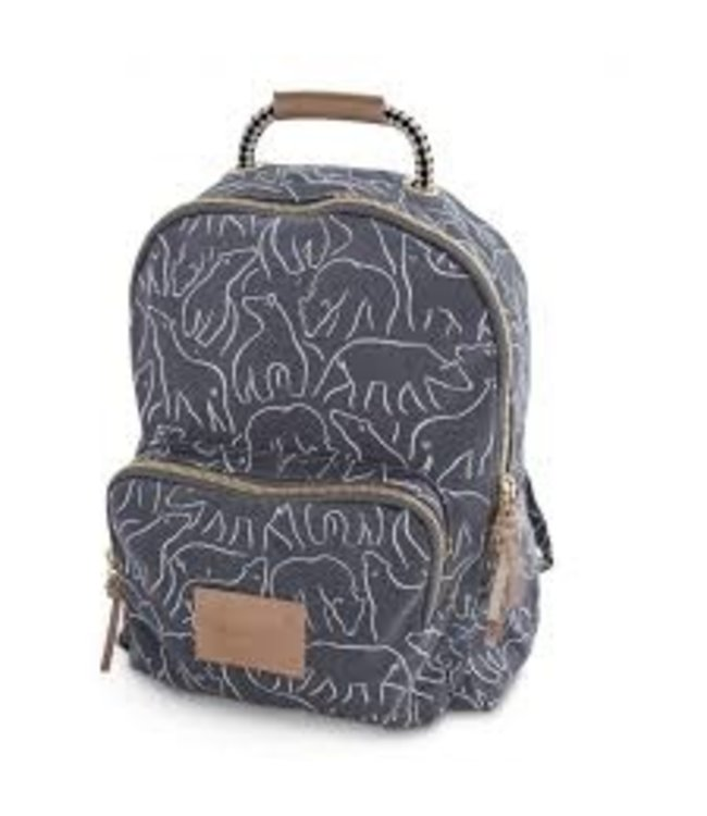 Backpack small  - pompon