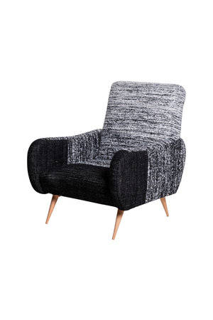 Rock The Kasbah Armstoel Fauteuil Tabarka clair/obscur
