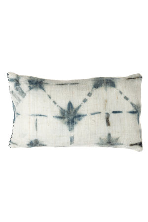 Cushion cloud indigo