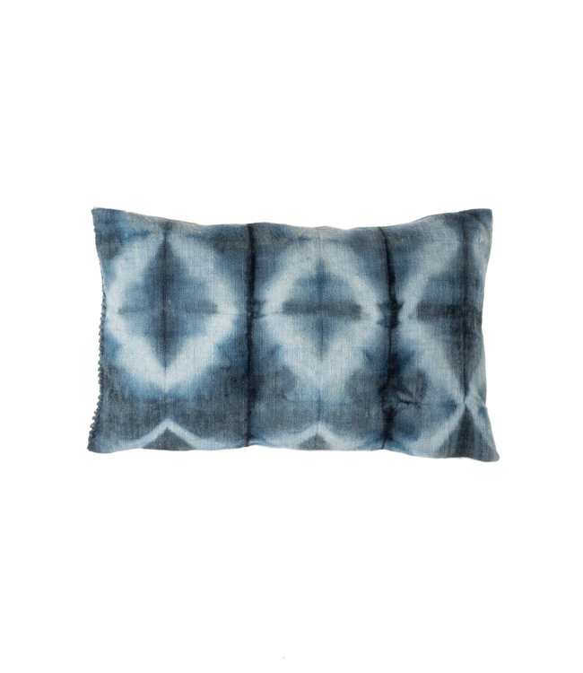 Cushion diamond - indigo