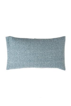 Teixidors Cushion Hydra - lead blue