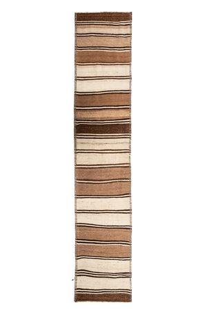 Kelim runner Afghanistan - 405 x 78 cm
