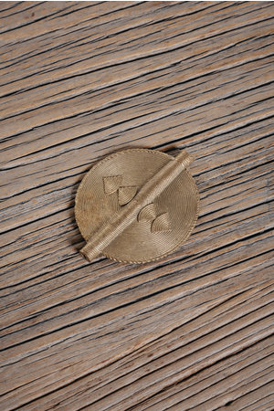 Ashanti amulet hanger #9 - Ghana