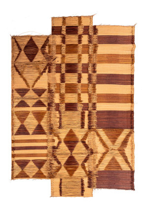 Rock The Kasbah Woven mat 'Africa'