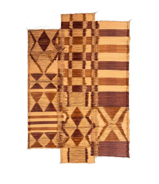 Woven mat 'Africa'
