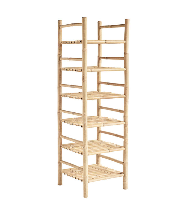 Bamboo shelf - natural