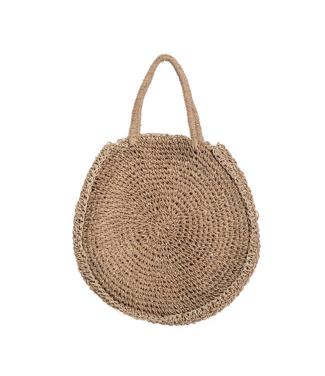 Hemp bag round - Bali