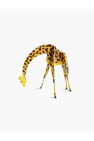 Studio Roof Pop up card - giraffe