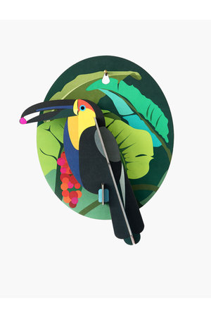 Studio Roof Wall decoration hardy toucan