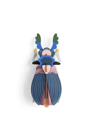 Studio Roof Totem Japanese beetle