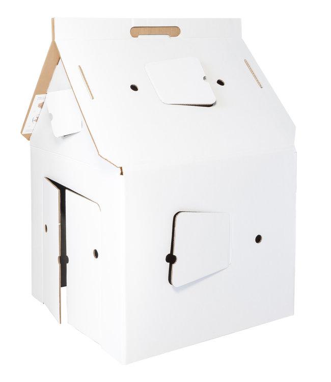Casa cabana playhouse - white